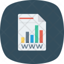 Arrow Business Report Icon