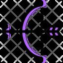 Arrow Bow Weapon Icon