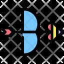 Arrow Lgbt Homosexual Icon
