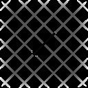 Pictogram Arrow Way Icon