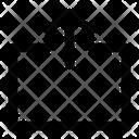 Arrow Export Upload Icon