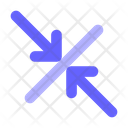 Arrow Scale Resize Icon