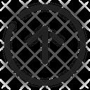 Arrow Upload Up Icon