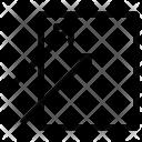 Arrow Inside Icon