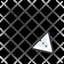 Arrow Low Corner Icon