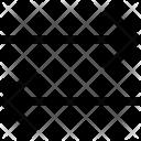 Arrow Exchange Icon