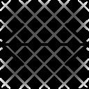 Arrow Expand Width Icon