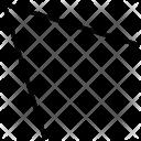 Arrow Nav Pointer Icon