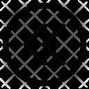 Double Left Nav Icon