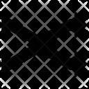 Arrows Shuffle Mix Icon