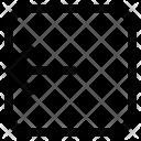 Arrow Resend Send Icon
