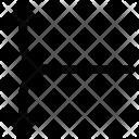 Arrow Fork Split Icon