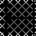 Arrow Split Direction Icon