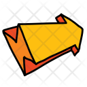 Arrow 3 D Icon
