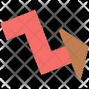 Arrow Directional Navigation Icon