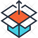 Arrow Box Container Icon
