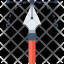 Arrow Bezier Control Icon