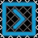 Right Arrows Arrow Icon