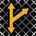 Cross Angle Move Icon