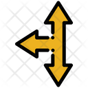 Multi Directional Arrow Icon
