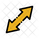 Bidirectional Arrow Icon