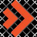 Arrow Direction Forward Icon
