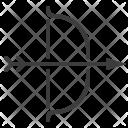 Arrow Bow Hunt Icon