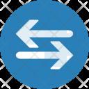 Arrow Path Way Icon