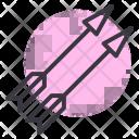 Arrow Archery Bow Icon