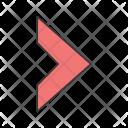 Arrow Chevron Way Icon