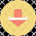 Arrow Indication Download Icon