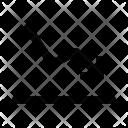 Arrow Chart Decline Icon