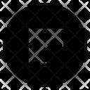 Arrow Mini Up Icon