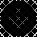 Arrow Down Downward Icon