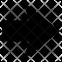 Arrow Right Sign Icon