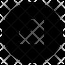 Arrow Mini Down Icon