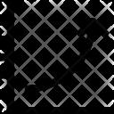 Arrow Chart Business Icon