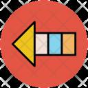 Arrow Back Hint Icon