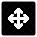 Arrow All Direction Icon