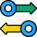 Arrow Bar Icon