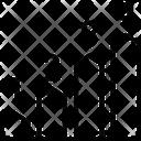 Arrow Chart Icon