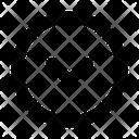 Arrow Circle Down Icon