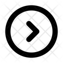 Arrow Circle Right Icon