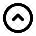 Arrow Circle Up Icon