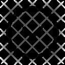 Arrow Direction Circle Icon