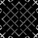 Arrow Down Circle Down Arrow Down Icon