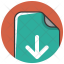Arrow Download Install Icon