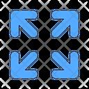 Arrow Expand Icon