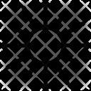 Arrow Flake Icon