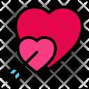 Arrow Heart Icon